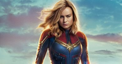 O Captain Marvel, My Captain…