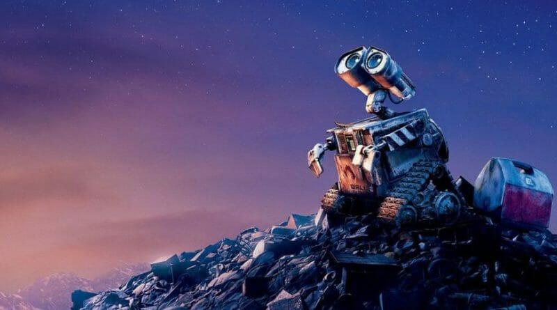 Wall-e: un capolavoro sempre più attuale