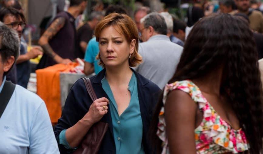 Giovanna Mezzogiorno in una scena del film