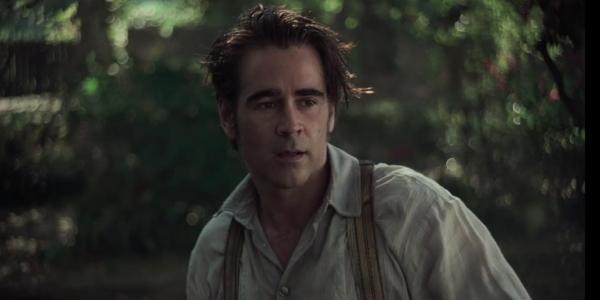 Colin Farrell in una scena del film