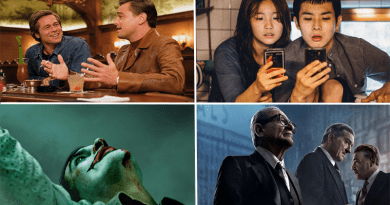 I 10 migliori film del 2019