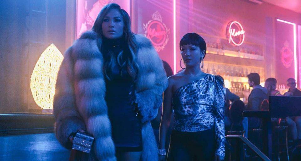 Dorothy (Constance Wu) e Ramona (Jennifer Lopez)