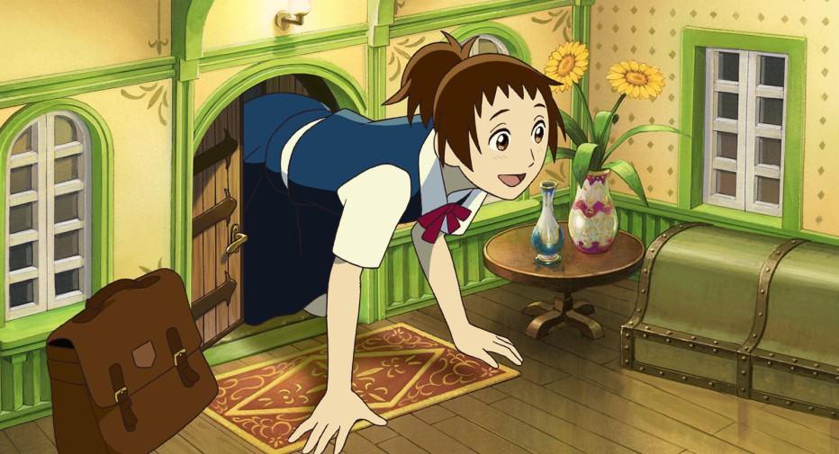 La protagonista Haru