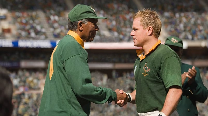 Invictus Mandela Sudafrica Eastwood