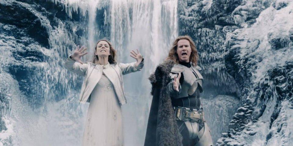 Eurovision Song Contest – La storia dei Fire Saga