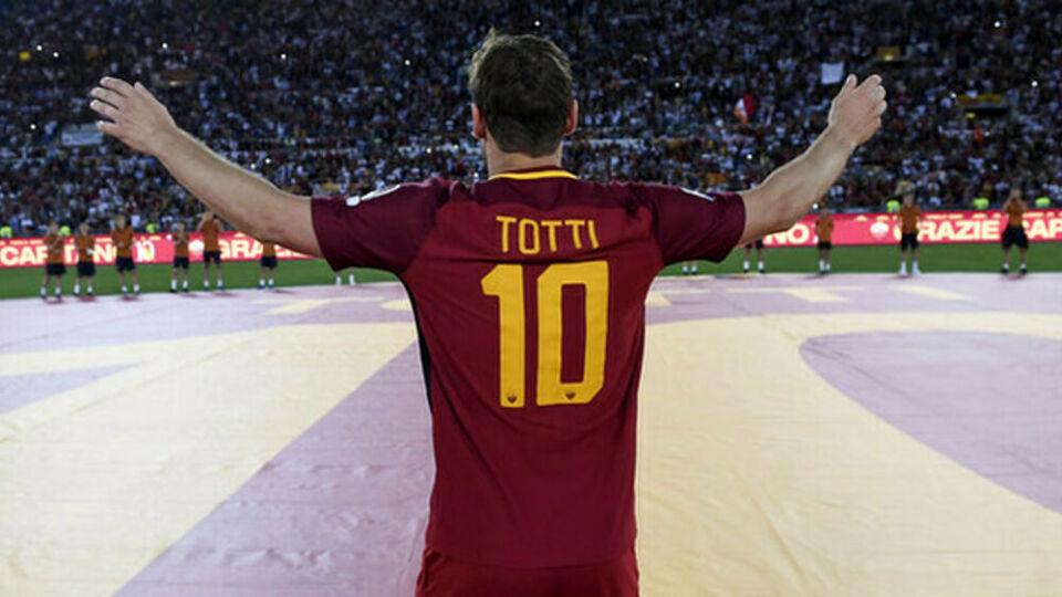 Mi chiamo Francesco Totti