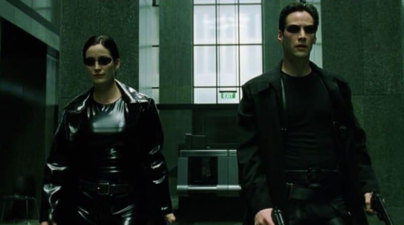 Matrix curiosità film