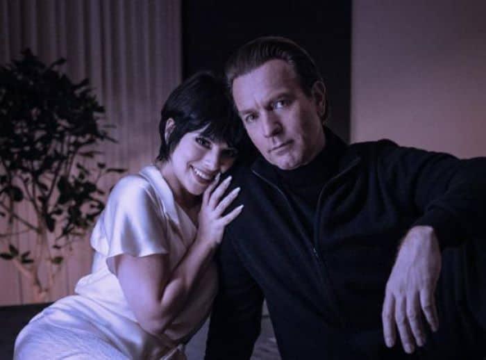 Halston e Liza