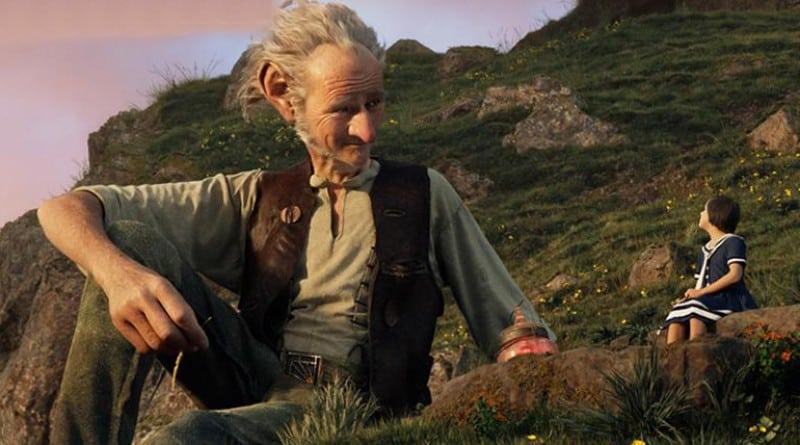 Il Grande Gigante Gentile di Steven Spielberg