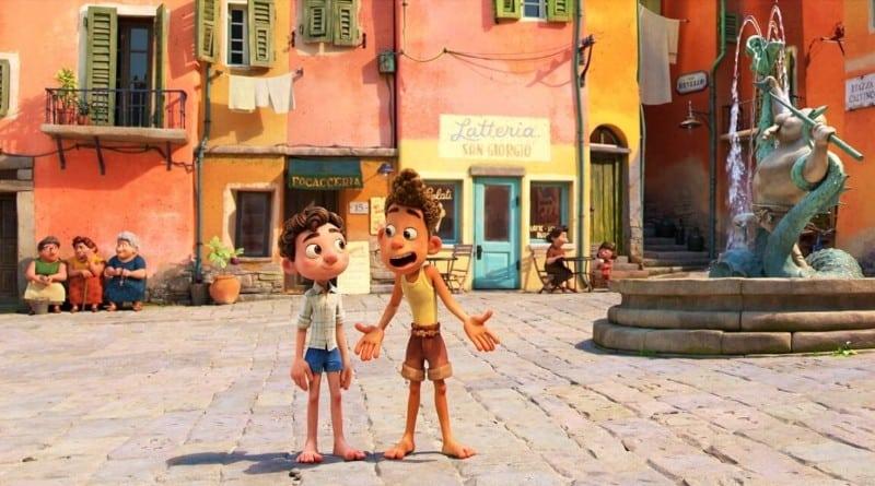 Luca - Disney Pixar