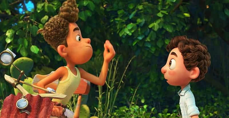 Luca e Chiamami col tuo nome: differenze e analogie